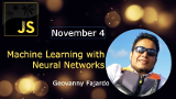 BocaJS - MONDAY - Machine Learning with Neural Networks