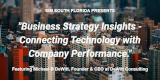 Business Strategy Insights - Connecting Technology with Company Performance