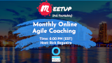 Weekly Agile Meetup with Certified Coaches